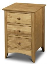 Kendal 3 Drawer Bedside Chest